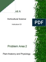 Classifing Plants
