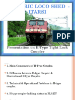 H Type Coupler Ppt