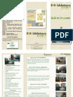 Guião da Biblioteca Escolar EPADRV