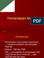 QC Hematology 1