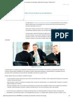 Como Se Destacar Em Entrevistas e Dinâmicas de Emprego! - Profissionais TI