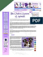 Chakra System of Animals