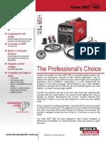 Power Mig 180c 4056 Brochure