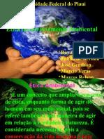Etica e Licenciamento Ambiental