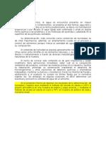 Informe 2014-1 _ Humedad