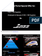 Special Offer for Hsci & Hmi Suppliers May 2010