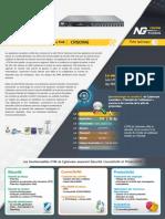 CR50iNG datasheet