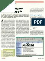 Python Article Chip Magazin 1999-07