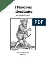 EMDT44 a Furocheni Bolondunnep eBook