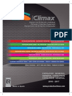 Catalogo Productos Climax 2016 2017