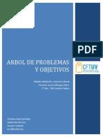 Arbol de Problemas y Objetivos