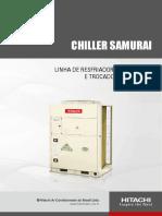 Manual - Chiller Hitachi RCU1803