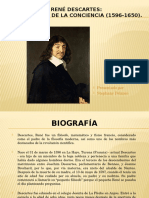 DESCARTES - Creacion de La Conciencia