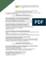 SYBA Psychology Syllabus From2014 15