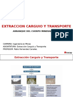 Extraccion Carguio y Transporte 3