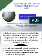 10 Prinsip Pemetaan Berbasis Geo-Inderaja