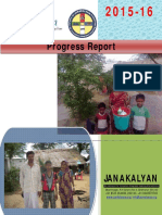 Beti Bachao Beti Padao - Progress Report 2015-16