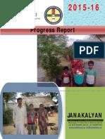 Beti Bachao Beti Padao - Progress Report 2015-16