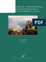 Best Practices of Fire Use