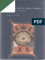 Docfoc.com-Porete Margarita El Espejo de Las Almas Simples PDF.pdf