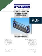 Sky Stage Ultra Boiler Platform(UM 36 100) (1)