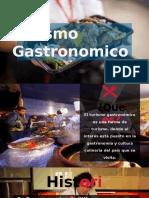 Turismo Gastronómico .pptx