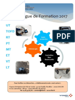 Formations 2017