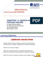 Chapter 1-3 Design Against Failure