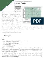 Ensayo de Compactación Proctor - Wikipedia, La Enciclopedia Libre