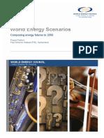 World Energy Scenarios Composing Energy Futures to 2050 Full Report