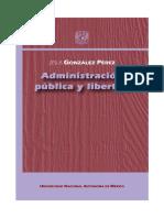 Administración Pública y Libertad