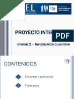 Informe 2 Investigacion Cualitativa