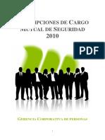 Descriptor de Cargos