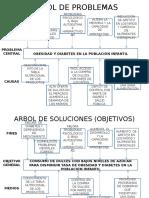 Arbol de Problemas Proyecto 2016