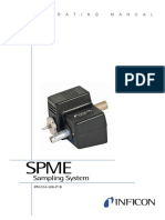 Solid Phase Microextraction (SPME) Sampling