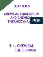 10 - Chemical Equilibrium