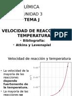 j Cinetica Quimica Velocidad Con Temperatura 2016
