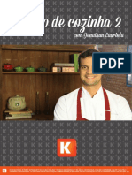 Apostila de Receitas Tecnico de Cozinha II