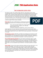 Microlab Passive Iintermodulation (PIM) Application Note