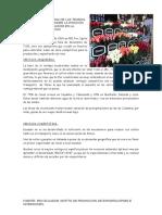 Trabajo de Rosas Ecuador