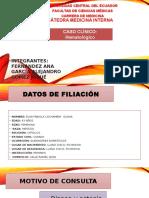 Caso Clinico Anemia Examenes