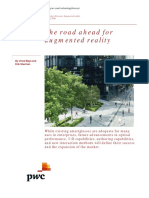 Road Ahead for Augmented Reality (pwc)