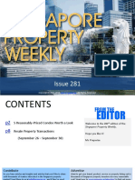 Singapore Property Weekly Issue 281