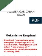 Analisa Gas Darah (Agd) Bk