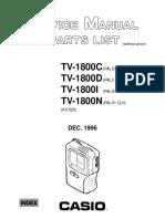 TV1800C