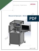 Manual de Operação Bobinadeira REV1