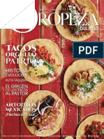 Chef Oropeza - Septiembre 2016