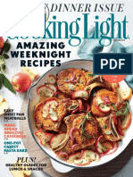Cooking Light - September 2016
