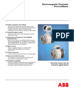 FEP311 Specification Sheet