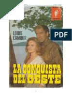 Lamour Louis - La Conquista Del Oeste (1962).pdf